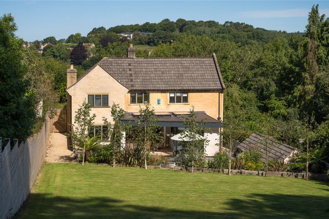 Thumbnail Detached house for sale in Perrymead, Bath