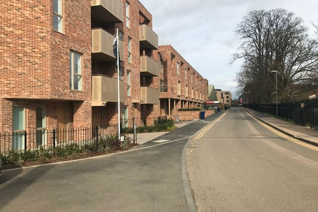 Thumbnail Flat to rent in Tripos Court, Homerton Street, Cambridge
