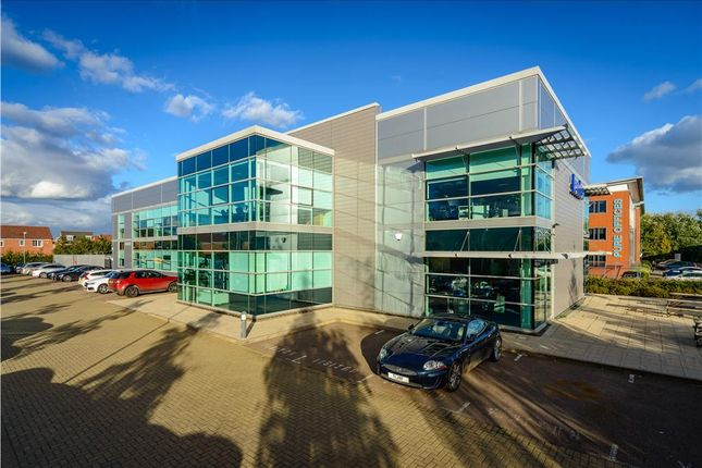 Thumbnail Office to let in Leadec House, Academy Drive, Warwick, Warwickshire