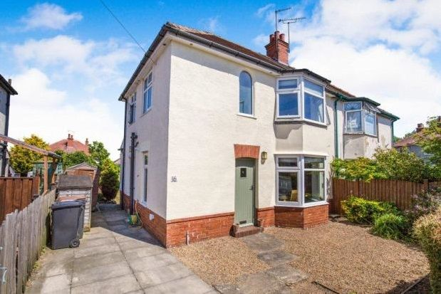 Thumbnail Property to rent in Coniston Road, Harrogate
