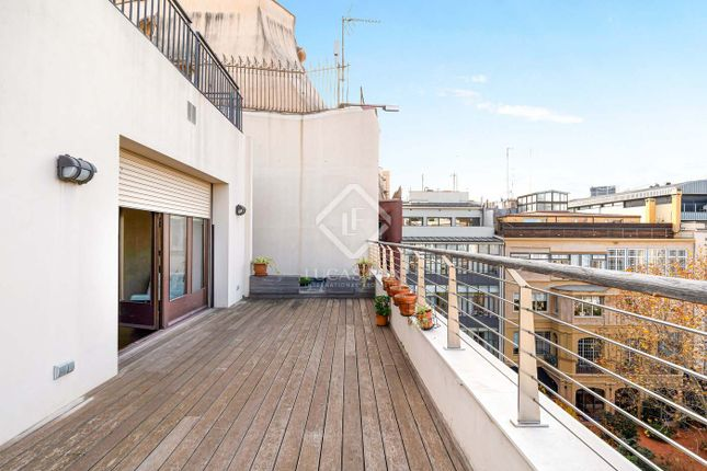 Thumbnail Apartment for sale in Spain, Barcelona, Barcelona City, Eixample Left, Bcn21074