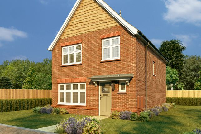 Thumbnail Detached house for sale in Westley Green, Dry Street, Basildon, Essex
