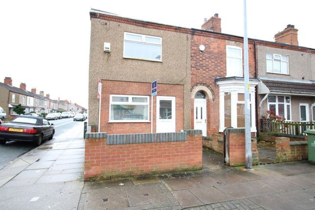 Thumbnail Terraced house to rent in Lambert Road, Grimsby