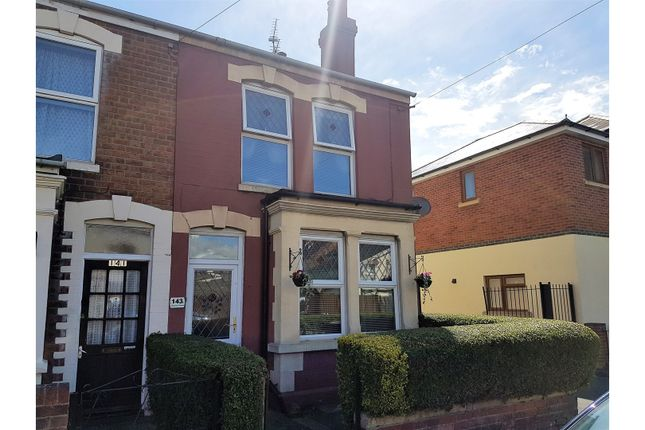 Thumbnail Semi-detached house for sale in Seymour Road, Gloucester