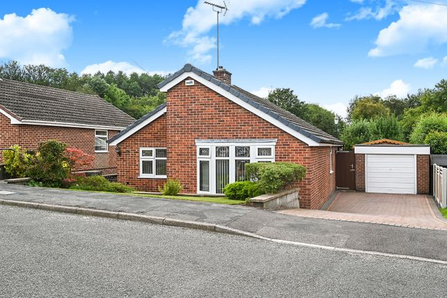 Thumbnail Detached bungalow for sale in Ferrers Way, Ripley