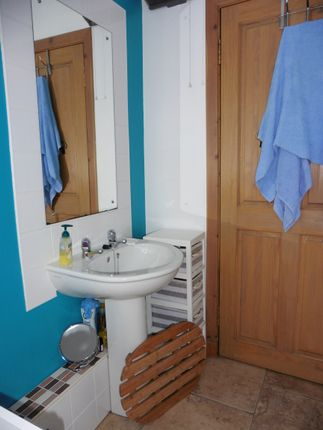 Shower Room of 135A High Street, Rothesay, Isle Of Bute PA20