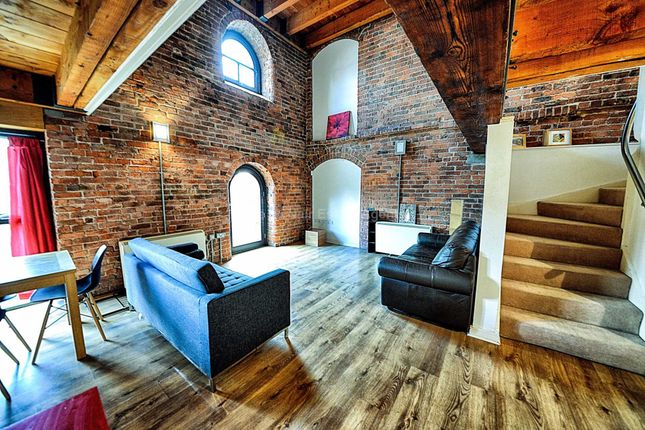 Thumbnail Flat to rent in Jacksons Warehouse, 20 Tariff Street, Manchester