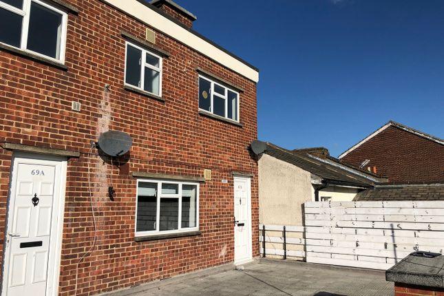Thumbnail Maisonette to rent in Nuxley Road, Belvedere