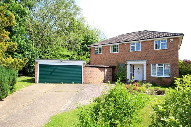 Detached house for sale in Clays Close, East Grinstead, West Sussex