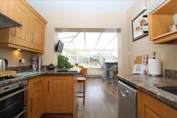 Kitchen Aspect of Shaws Road, Southport PR8