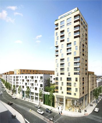 Thumbnail Flat for sale in Tnq Capitol Way, Colindale, London