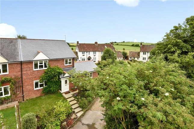Thumbnail Semi-detached house for sale in Winchester Road, Whitchurch, Hampshire