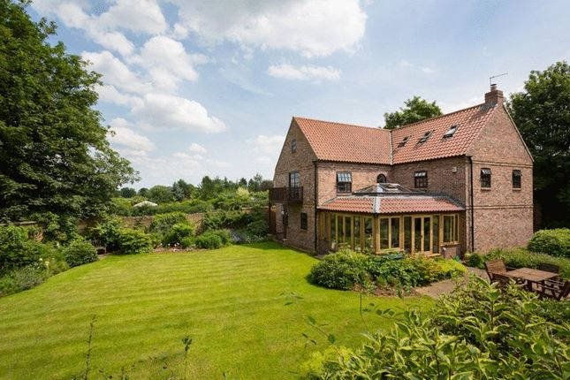 Thumbnail Property for sale in The Old Stables, Moor Lane, Bilbrough, York
