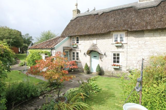 Thumbnail Cottage for sale in The Folly, Chewton Mendip, Radstock