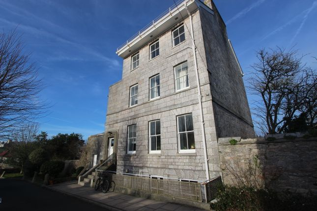 Thumbnail Detached house for sale in The Square, Stonehouse, Plymouth