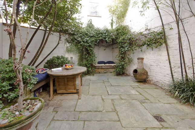 Rear Garden of Stratford Road, London W8