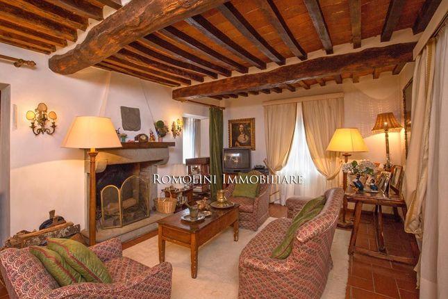 Villa For Sale Panzano In Chianti