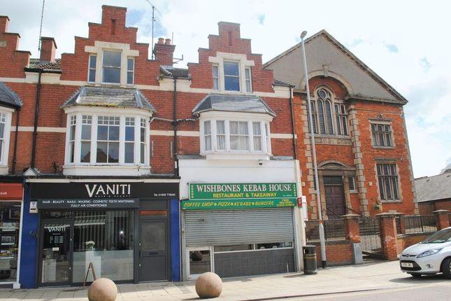 Thumbnail Flat to rent in High Street, Higham Ferrers, Rushden