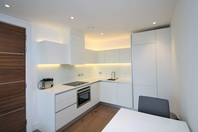 Thumbnail Flat for sale in Tizzard Grove, London