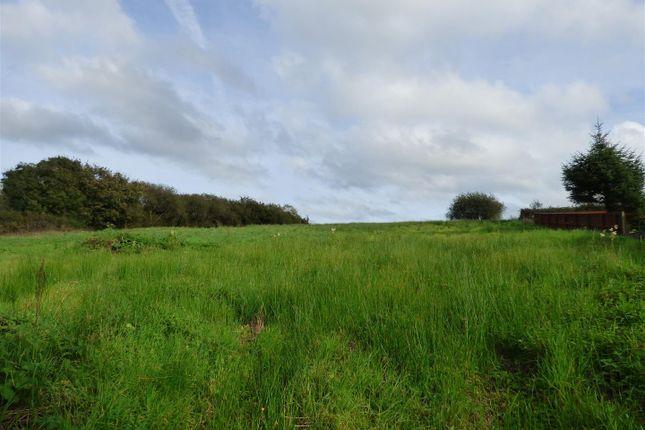 Land for sale in Pontyates, Llanelli