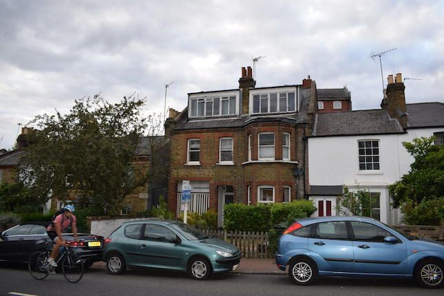 Thumbnail Flat to rent in Medfield Street, Putney