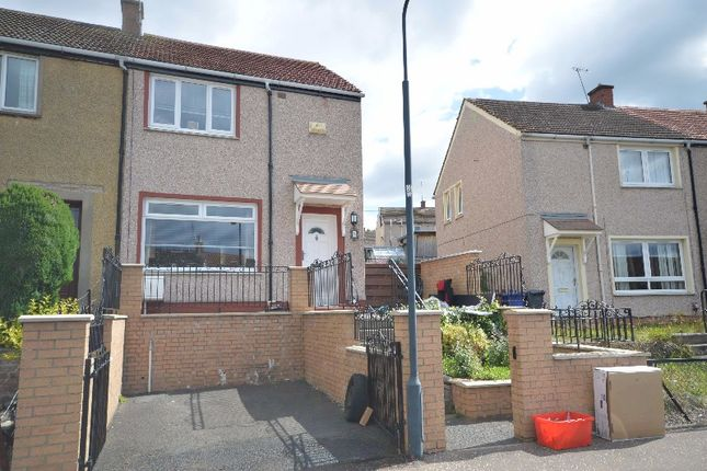 Thumbnail Terraced house for sale in Braeside Road South, Gorebridge, Midlothian