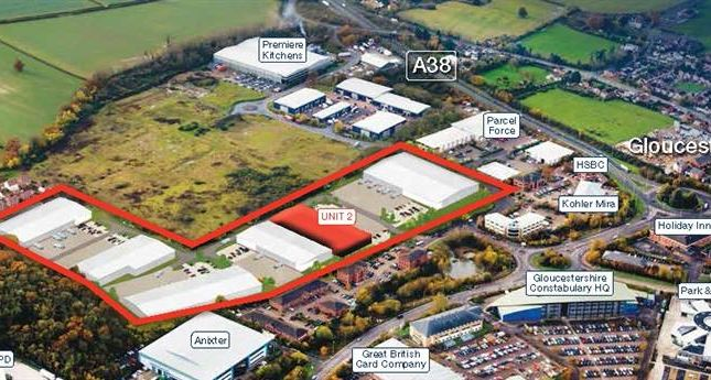 Thumbnail Warehouse to let in Waterwells Business Park, Gloucester