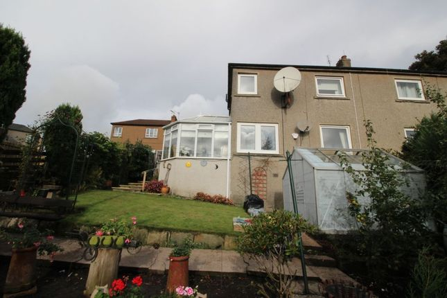 Thumbnail Semi-detached house for sale in The Orchard, Leslie, Glenrothes