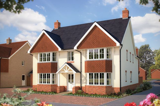 "Thumbnail Detached house for sale in ""The Ascot"" at Bannold Drove, Waterbeach, Cambridge"