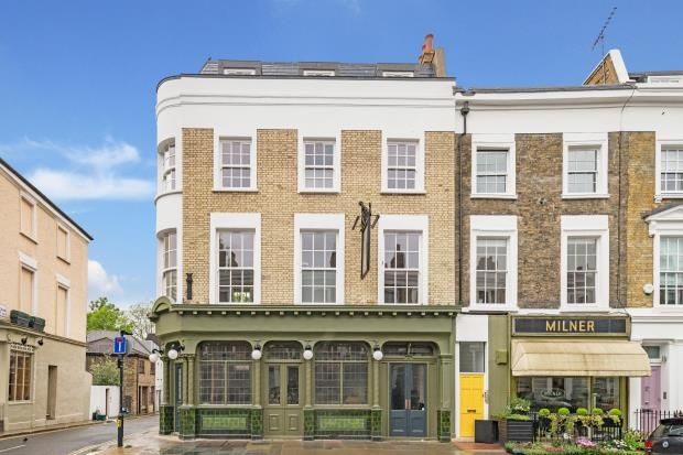 Thumbnail Flat for sale in Princess Road, Primrose Hill, London
