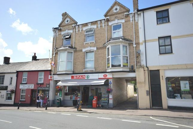 Thumbnail Flat for sale in Fore Street, Bovey Tracey, Newton Abbot, Devon