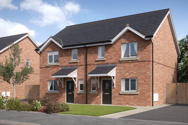 3 bed semi-detached house for sale in Latrigg Road, Carlisle, Cumbria