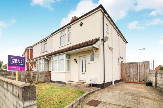 Thumbnail Semi-detached house for sale in Highridge Road, Bishopsworth