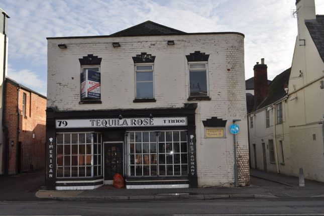 Thumbnail Flat to rent in Southgate Street, Gloucester
