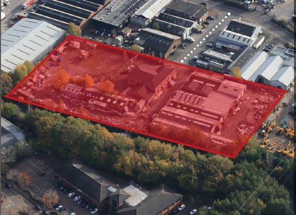 Thumbnail Land for sale in Altrincham
