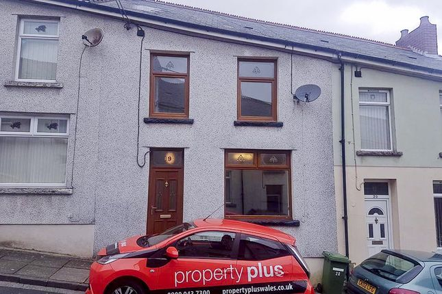 Thumbnail Terraced house to rent in Aberdare -, Abercwmboi