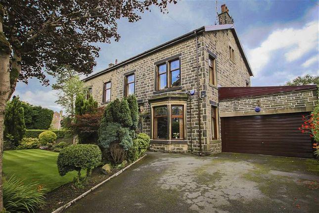Thumbnail Semi-detached house for sale in Helmshore Road, Haslingden, Rossendale