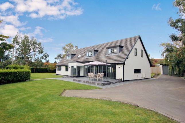 Thumbnail Detached house for sale in The Akbar, Lower Heswall, Wirral
