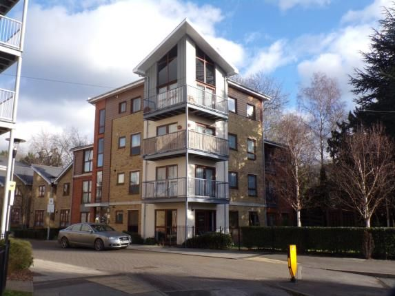 Thumbnail Flat for sale in Coombe Way, Farnborough, Hampshire