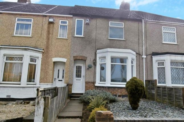 Thumbnail Terraced house to rent in Burnaby Road, Coventry