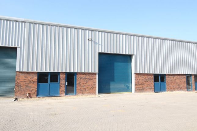 Thumbnail Commercial property to let in Olympian Trading Estate, Cayton Low Road, Eastfield, Scarborough