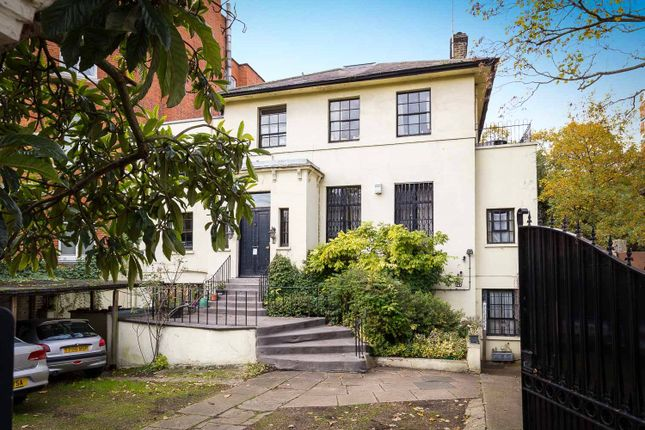Thumbnail Property for sale in Grove End Road, St Johns Wood