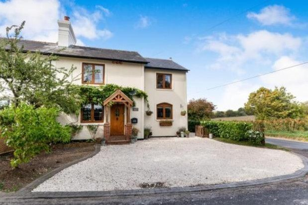 Thumbnail Cottage to rent in Breach Farm Cottages, Basingstoke