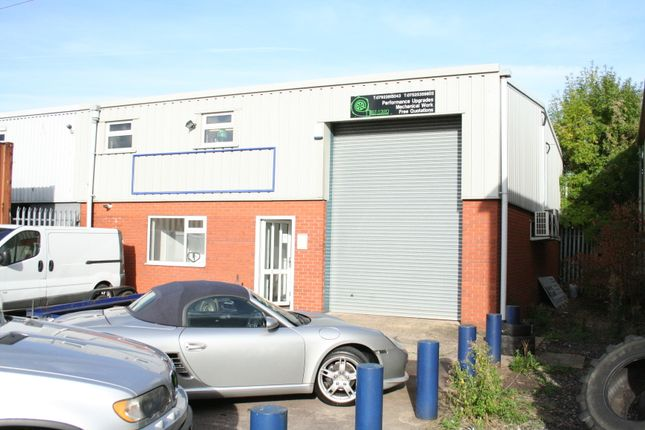 Thumbnail Warehouse for sale in Kettlebrook Road Industrial Estate, Tamworth