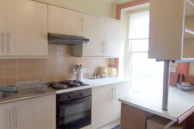 Thumbnail Flat to rent in Cambrian Street, Aberystwyth
