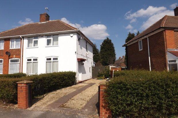 Thumbnail Property to rent in Kingsland Road, Birmingham