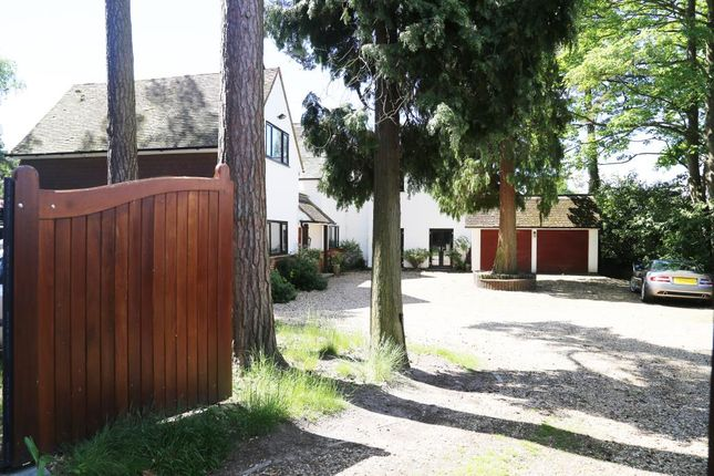 Thumbnail Detached house for sale in Woodbridge Drive, Camberley