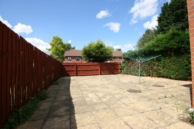 Rear Garden of Camrose Road, Northampton NN5