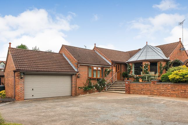 Thumbnail Bungalow for sale in Woodborough, Nottingham, Notts
