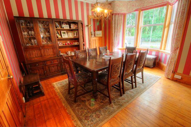 Dining Room of The Avenue, Maud, Peterhead AB42